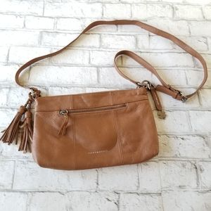 Lucky Brand 100% Leather Crossbody Bag